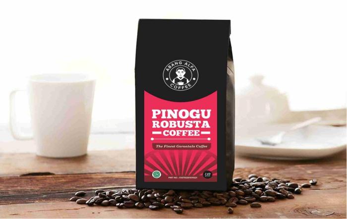 kopi pinogu gorontalo oleh oleh