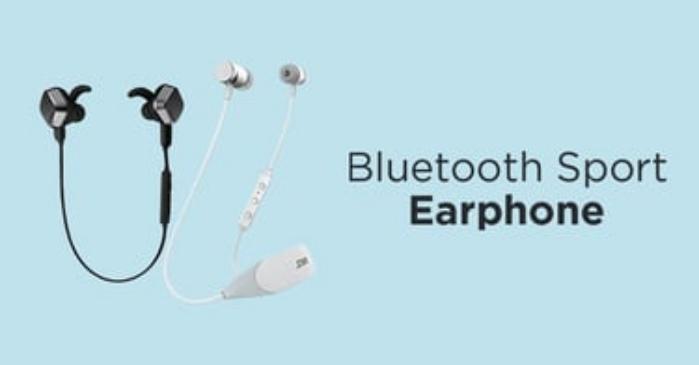 jual bluetooth sport earphone