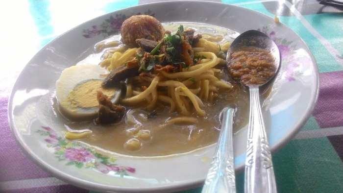 Destinasi Wisata Kuliner Jambi