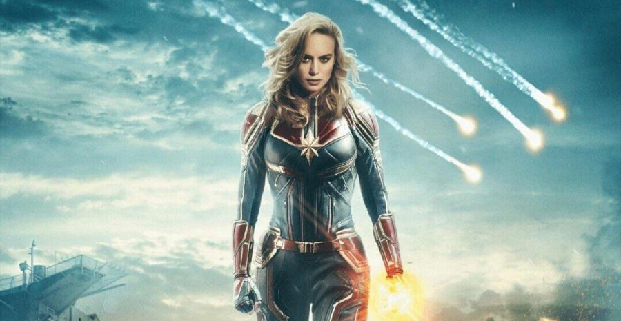 Hasil gambar untuk Captain Marvel