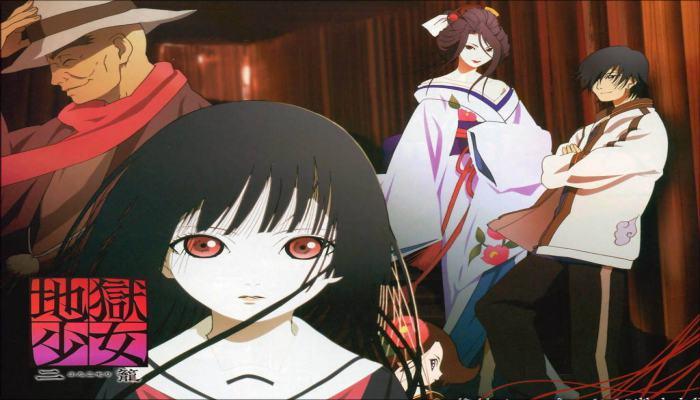 Daftar Anime Horor - Hell Girl