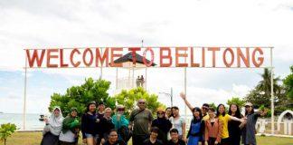 Liburan ke Belitung