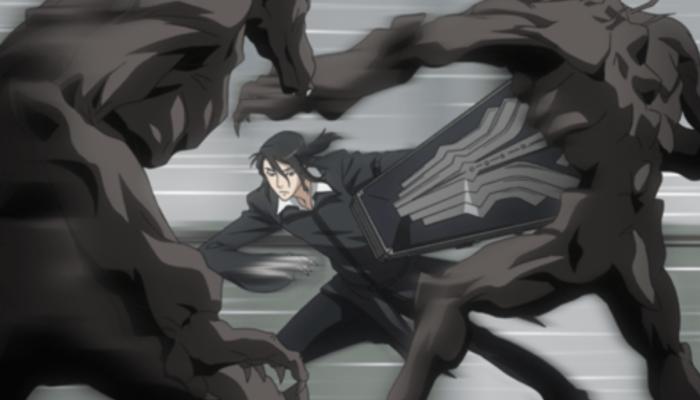 Daftar Anime Horor - Blood+