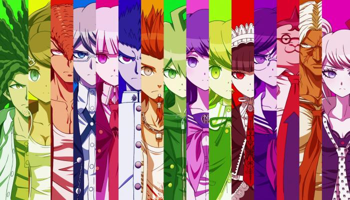 Film Anime Horror Terbaik - Danganronpa
