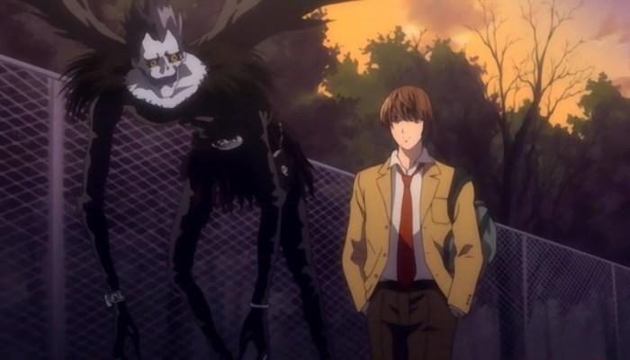 Daftar Anime Horror - Death Note