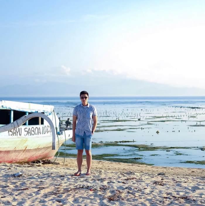 Nusa Lembongan di Bali