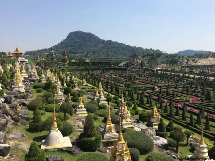 Liburan ke Pattaya