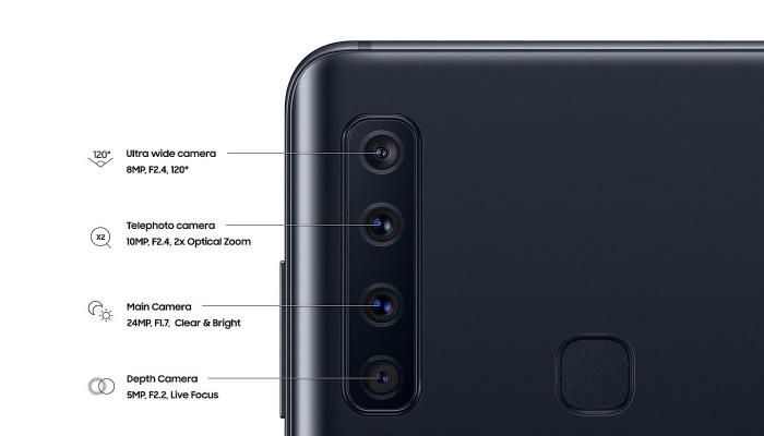 10 Kelebihan / Kekurangan Samsung Galaxy A9 2018 - Tokopedia Blog