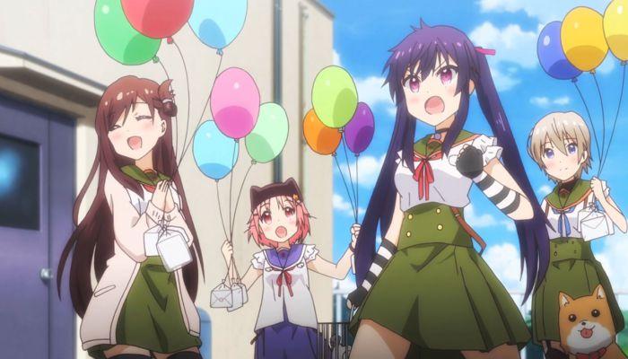Daftar Anime Horror - School Live!