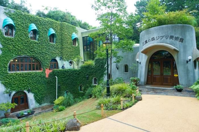 Tempat wisata di Tokyo - Museum Ghibli