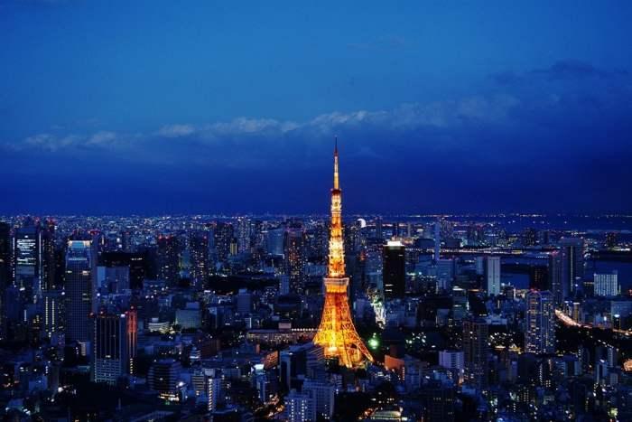 Tokyo Tower - Wisata di Tokyo
