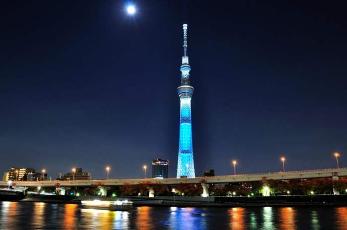 Tempat wisata di tokyo - Skytree