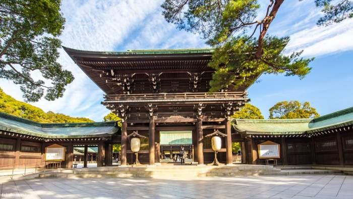 Kuil Meiji - Tempat Wisata di Tokyo