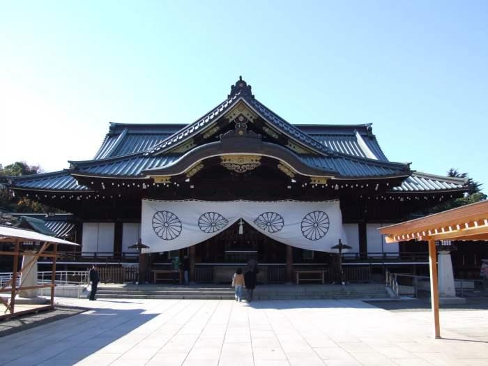 Kuil Yasukuni - Tempat wisata di Tokyo