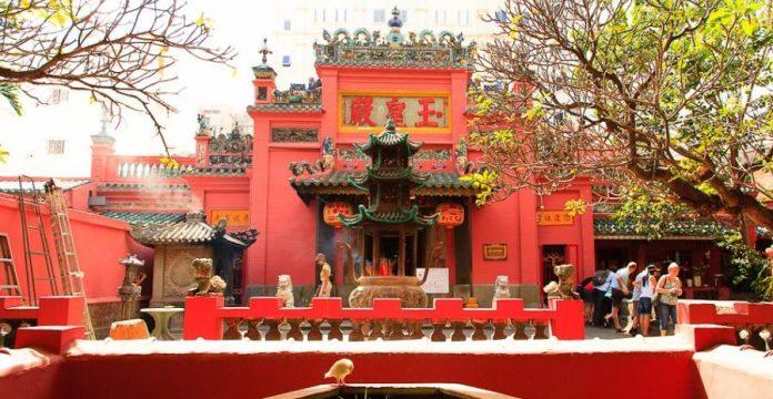 Jade Emperor Pagoda Vietnam