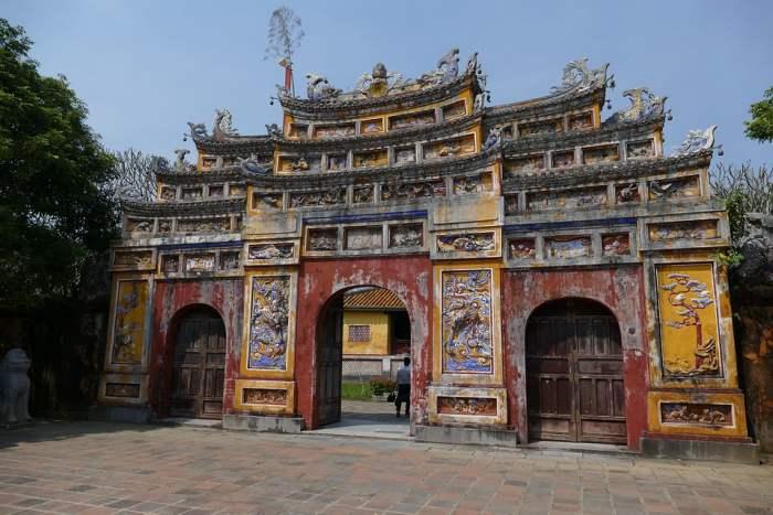 Monumen Hue - Tempat Wisata di Vietnam