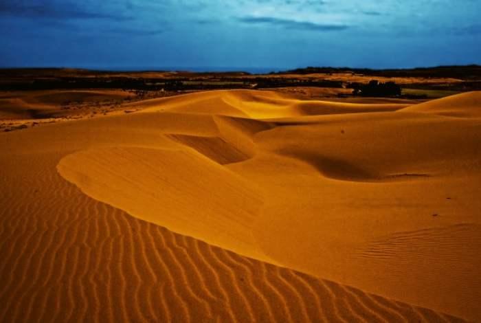 Wisata Vietnam - Sand Dunes