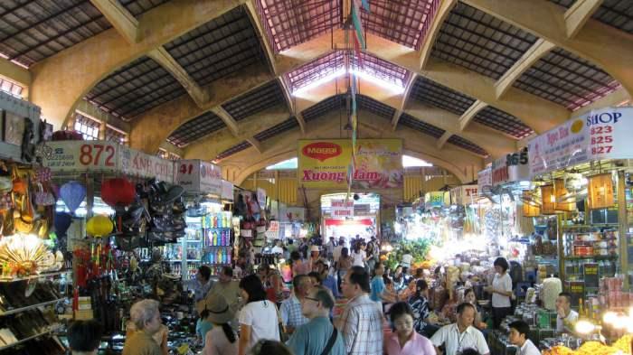 Tempat Wisata Vietnam - Thanh Banh Market