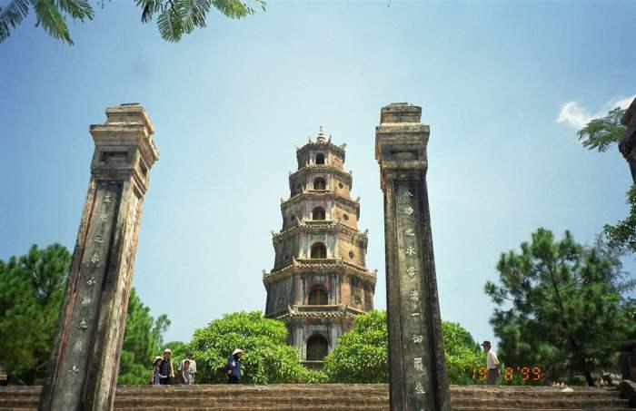 Objek Wisata di Vietnam