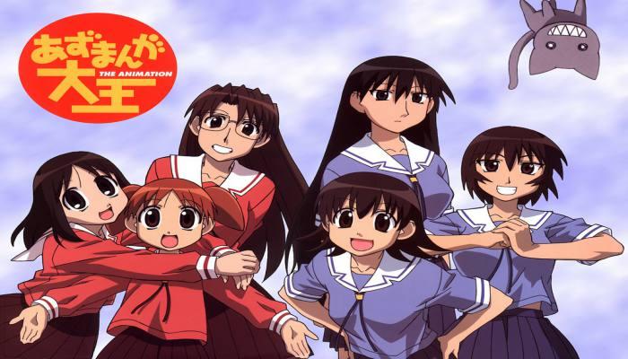 Anime Komedi Terbaik - Azumanga Daioh Wikia