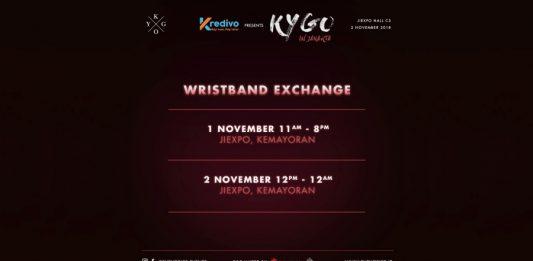 Panduan Penukaran Tiket KYGO IN JAKARTA 2018