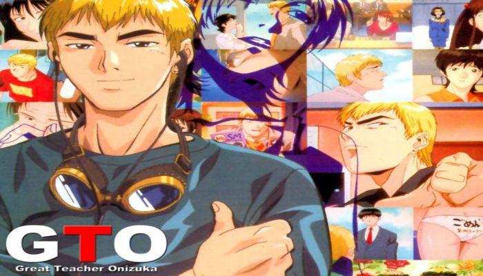 Anime Komedi Terbaik - Great Teacher Onizuka