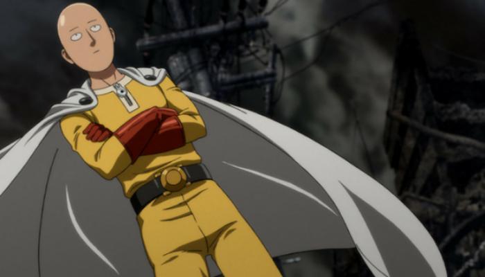 Anime Komedi Terbaik - One Punch Man
