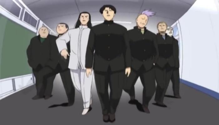 Anime Komedi Terbaik - Sakigake Cromartie Koukou