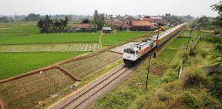 Jalur kereta api terindah di Indonesia