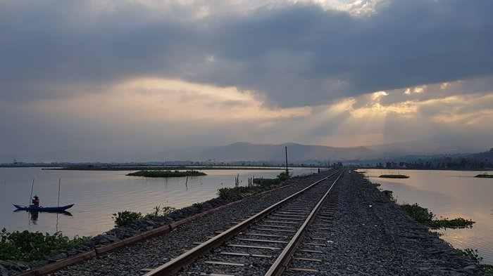 Jalur kereta api terindah