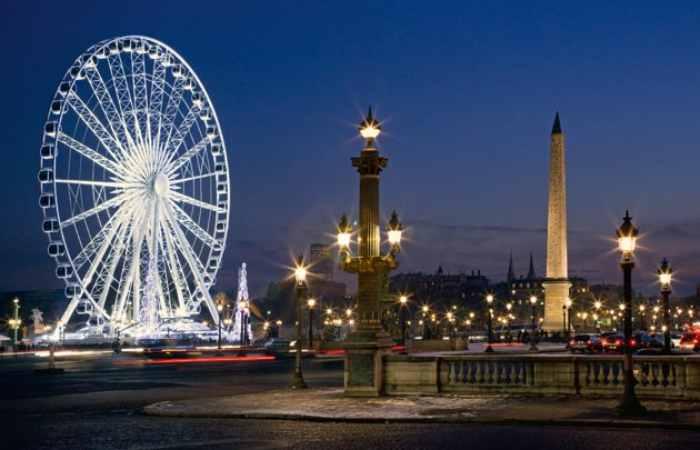 Objek wisata di Perancis