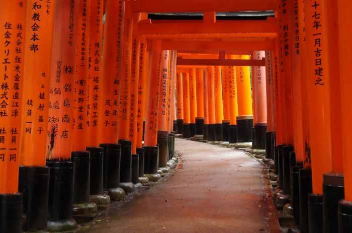 Objek Wisata Kyoto