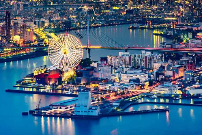 Objek wisata di Osaka