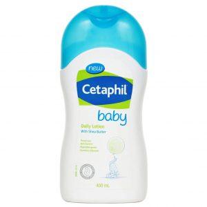 merk body lotion yang bagus untuk bayi