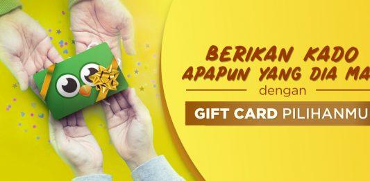 Gift Card Tokopedia
