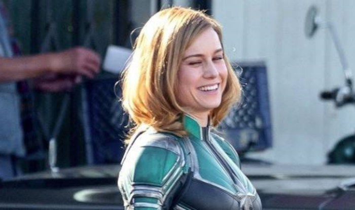 brie larson captain marvel, fakta captain marvel