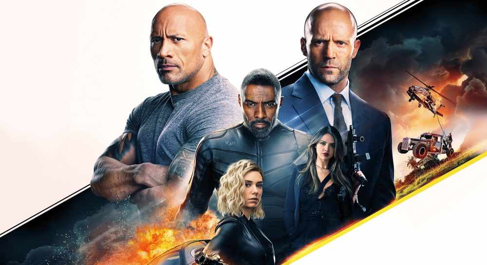 film action terbaik Fast & Furious Presents: Hobbs & Shaw