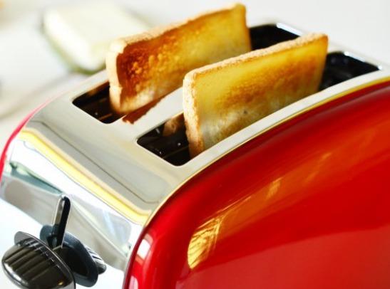 cara menggunakan toaster
