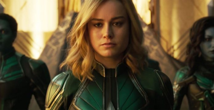 captain marvel pemeran, pemeran captain marvel, brie larson captain marvel, fakta captain marvel