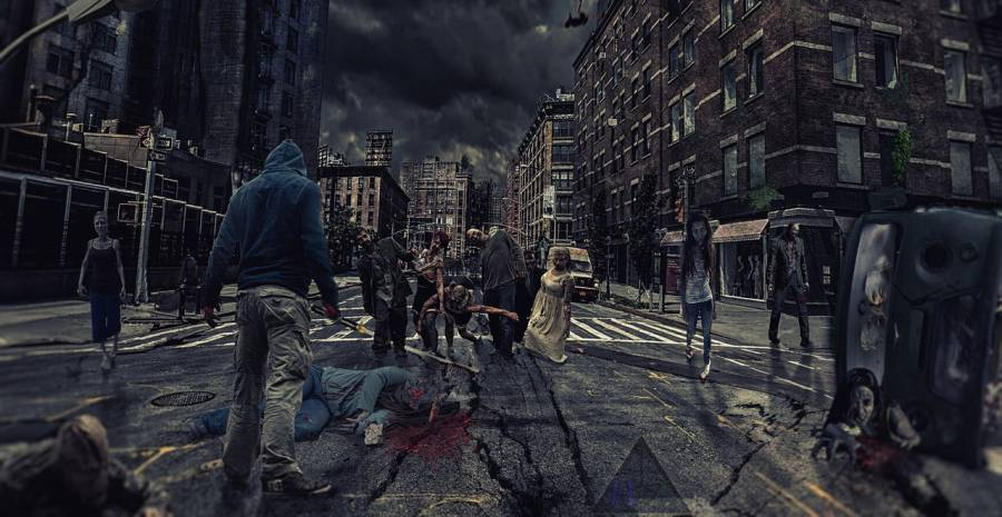 Zombie-Themed Android Games