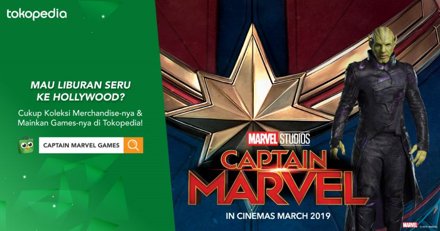 captain marvel games
