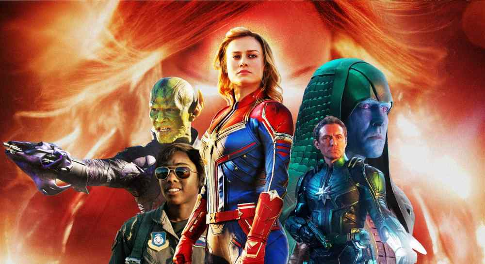 film action terbaik captain marvel