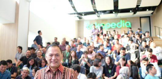 Tokopedia Umumkan Agus Martowardojo sebagai Komisaris Utama