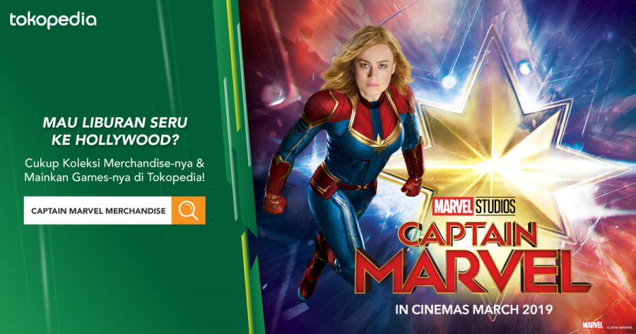 merchandise captain marvel