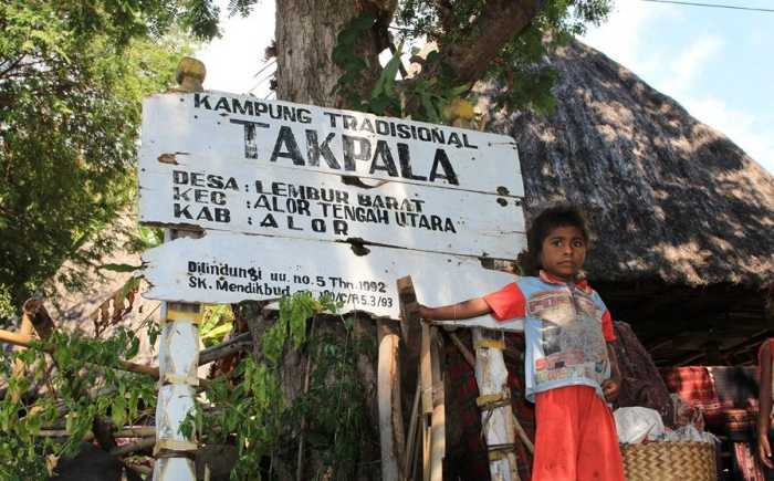 Destinasi wisata di Alor