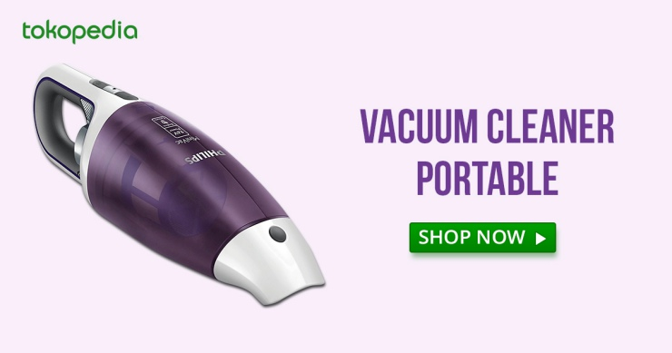 jual vacuum cleaner portable