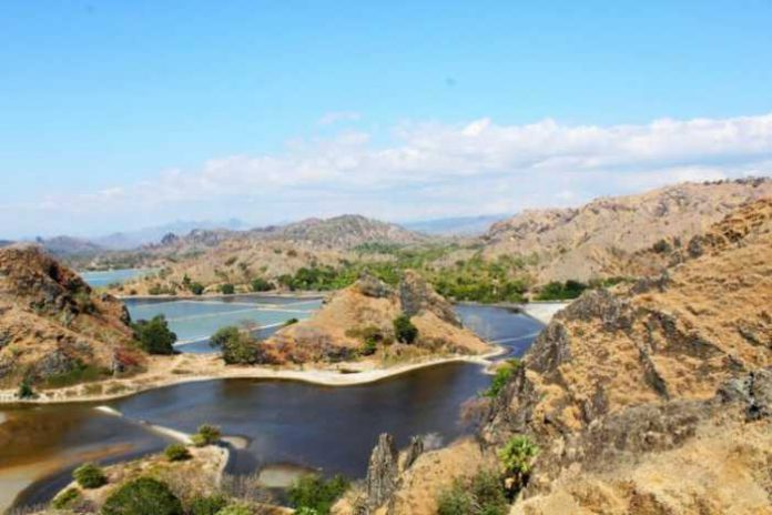 Bukit Tuamese - Tujuan Wisata Atambua