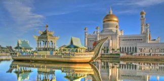 Destinasi Wisata di Brunei