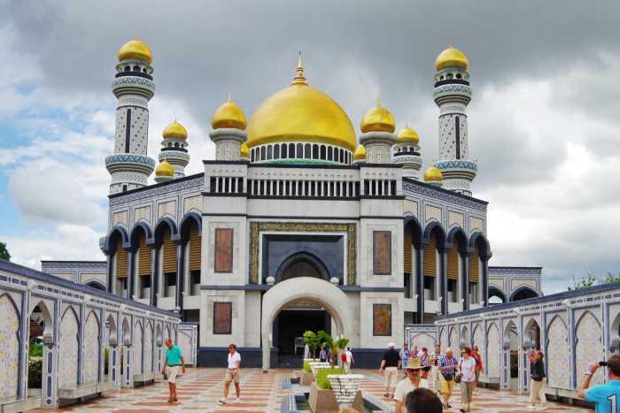 Destinasi tempat wisata di Brunei Darussalam terbaik