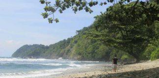 Destinasi Wisata Cilacap Pantai Kalipat